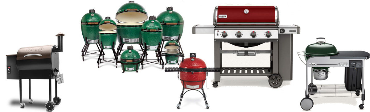 GRILLS AND SUPPLIES